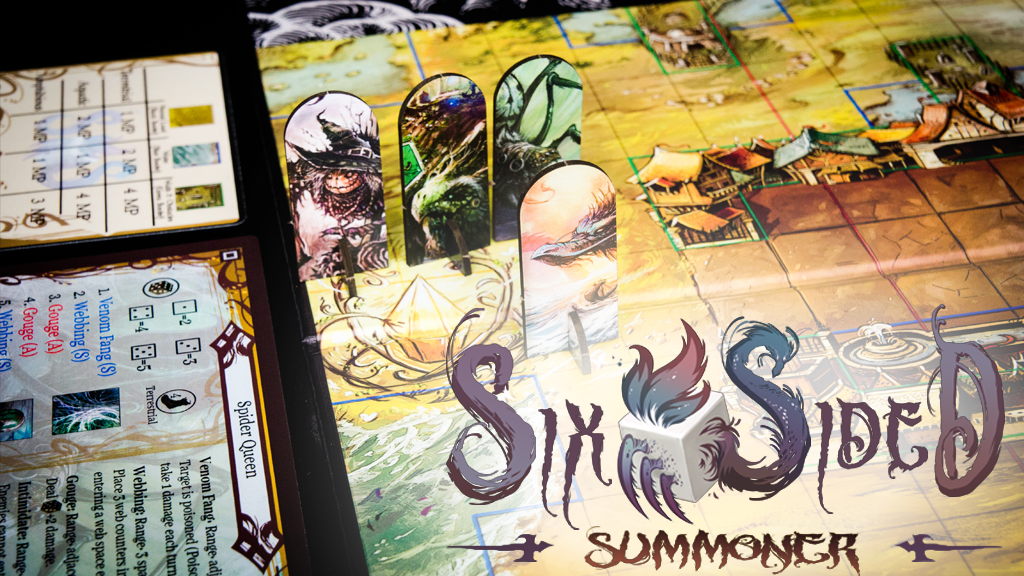 Six Sided Summoner - Cooperative Strategy Game project video thumbnail