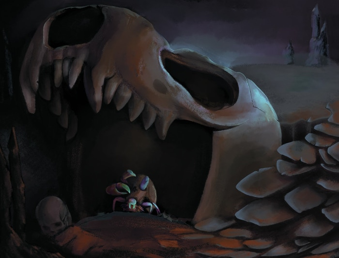 The Boneyard by Nikki Storme