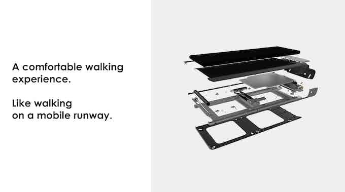 Click me to see WalkingPad's moving parts