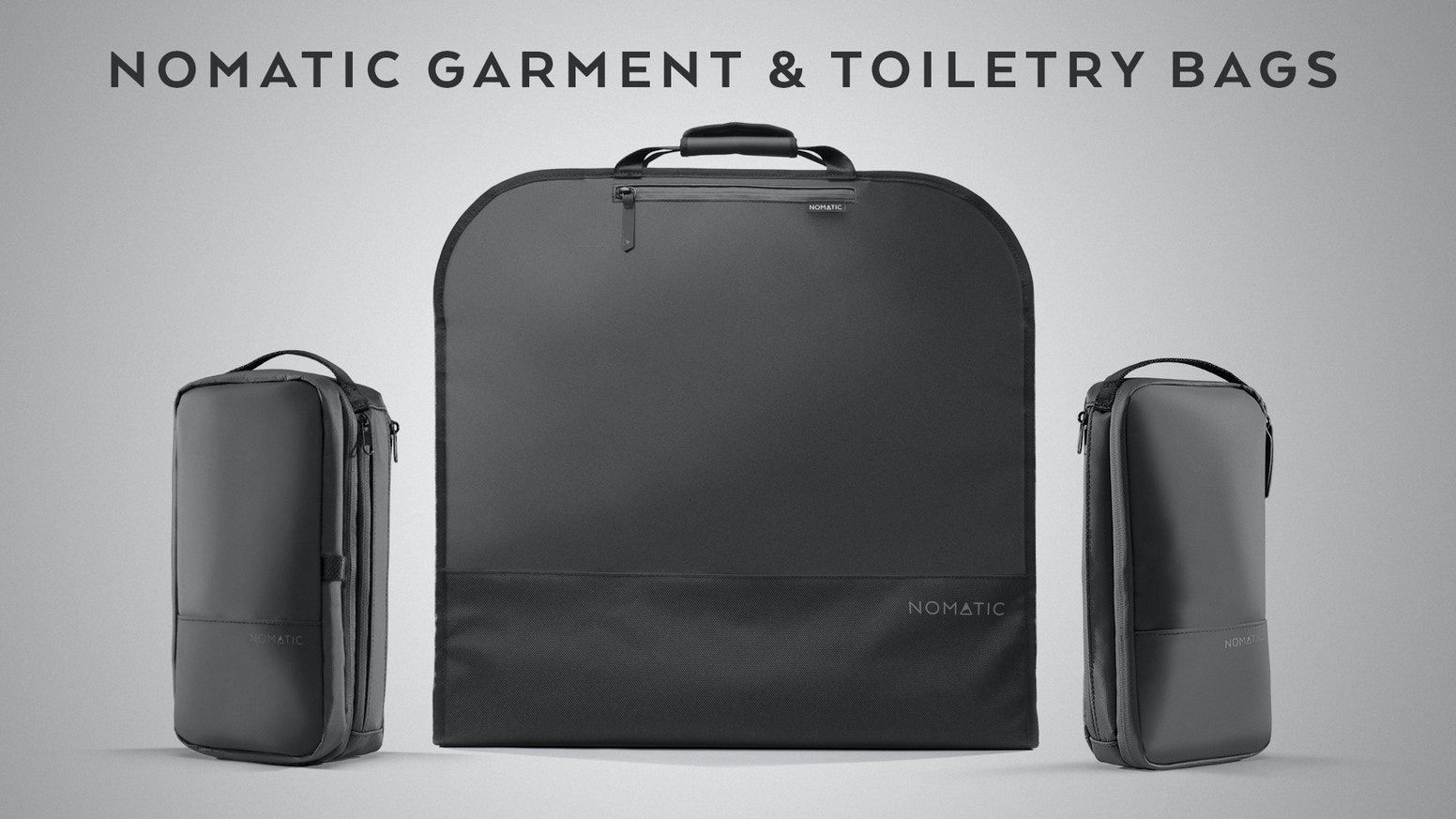 38ce2cc86911b The NOMATIC GARMENT   TOILETRY BAGS by NOMATIC — Kickstarter