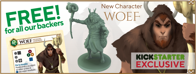 Woef: new character