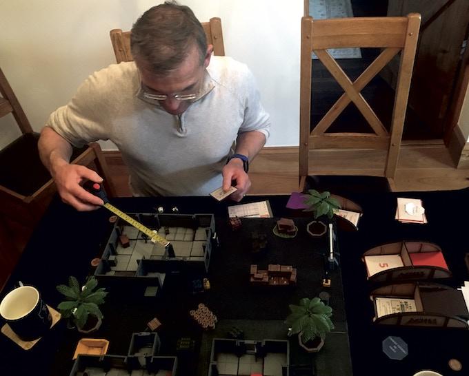 Albedo Combat Patrol Game