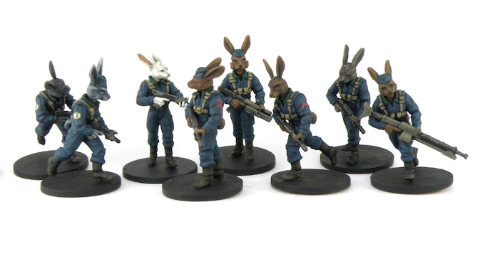 ILR Skirmish Order Infantry