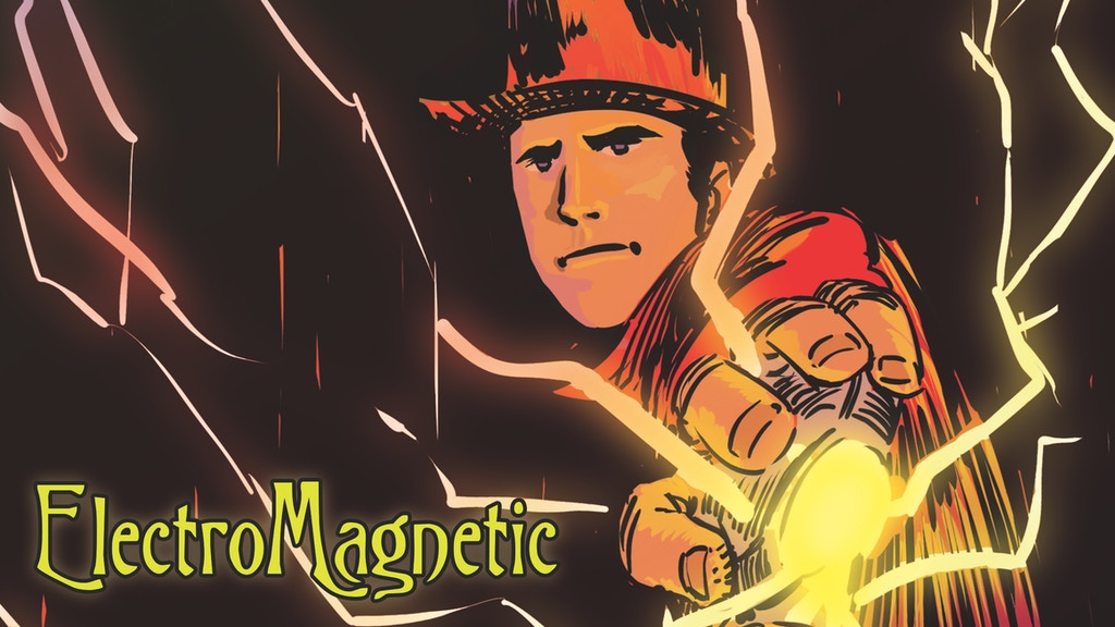 ElectroMagnetic 1 & 2: Steampunk Comic Series project video thumbnail