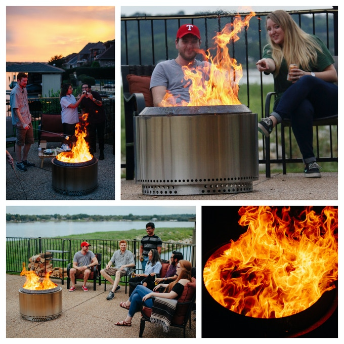 Solo Stove Yukon & Ranger | Innovative Fire Pits by Solo ...