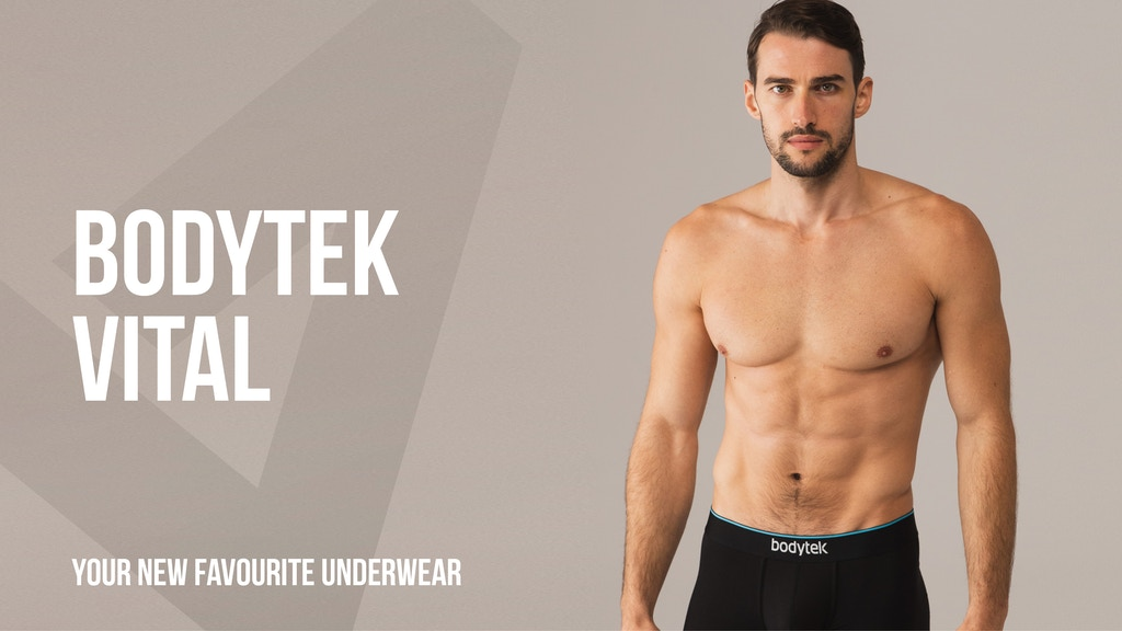 Project image for Superbly comfortable bamboo eco-underwear for men.