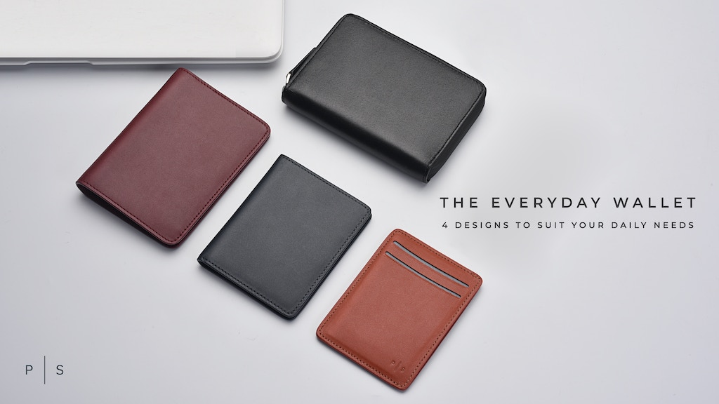 The Everyday Wallet - The only wallet you will ever need project video thumbnail