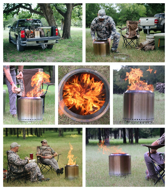 Solo Stove Yukon Amp Ranger Innovative Fire Pits By Solo