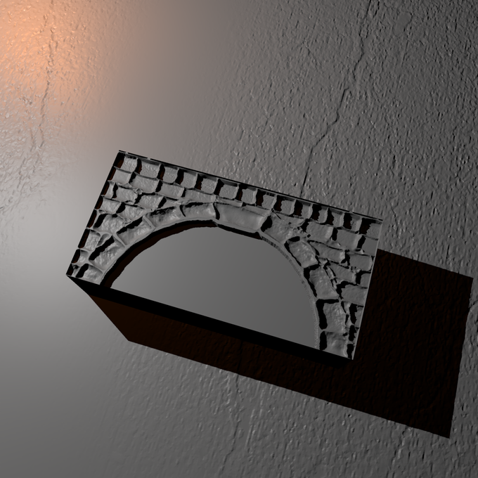 Bridge stamp, for super fast bridge building, free to the Master Mason and Overlord pledge level.