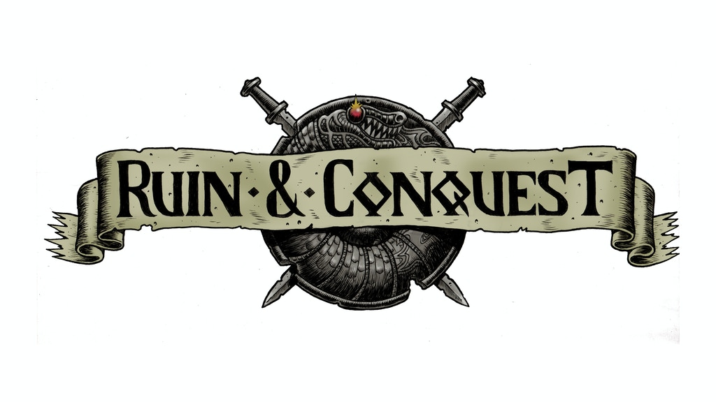 Ruin & Conquest: Adventures on the Isle of Ealand project video thumbnail