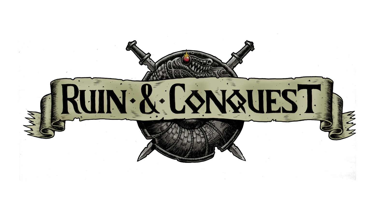 Ruin & Conquest: Adventures on the Isle of Ealand by Brinton