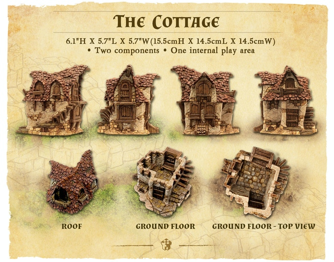 Hagglethorn Hollow by Tabletop Troubadour Games — Kickstarter