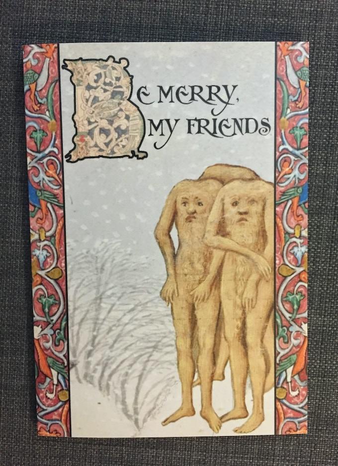 Merry Blemmyae