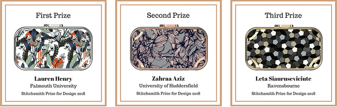 Stitchsmith Prize for Design Winning Entries