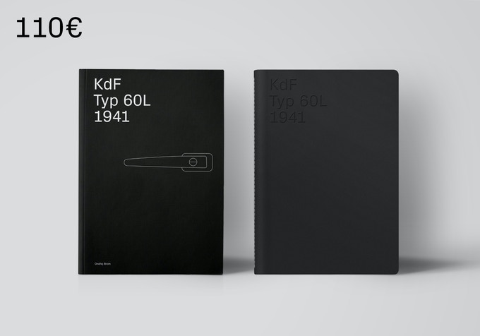 The book and the notepad. [110€ + Shipping]