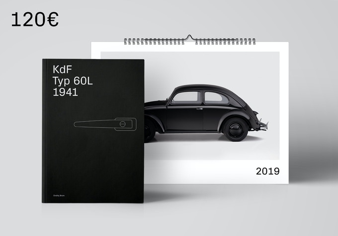 The book and the calendar. [120€ + Shipping]