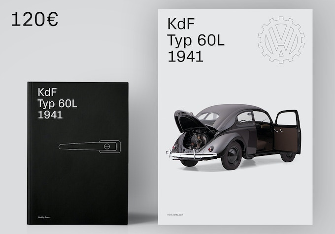 The book and the poster. [120€ + Shipping]