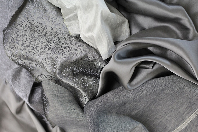 Top quality fabrics, some of which custom woven for Gewand Manufaktur