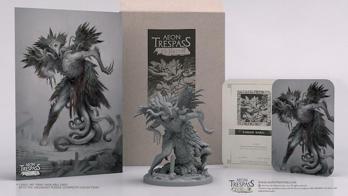 Icarian Harpy deluxe set