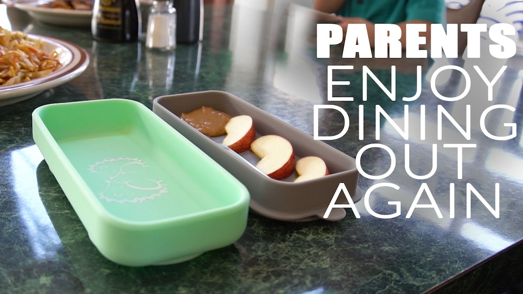 The Suction-Go-Bowl. Enjoy dining out with your toddler project video thumbnail