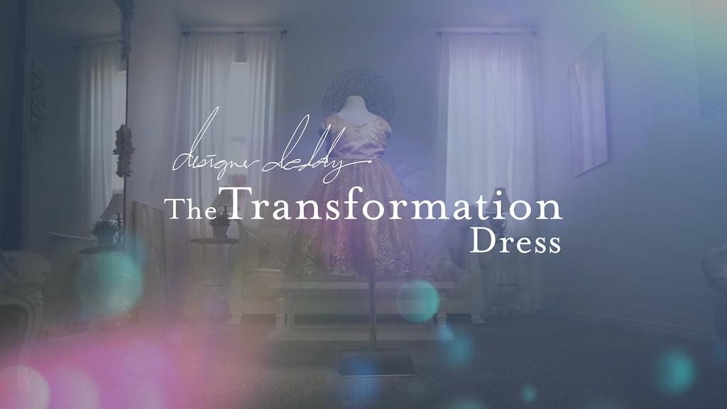 Designer Daddy Transformation Princess Dress project video thumbnail
