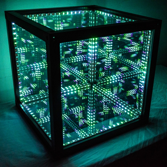 The HyperCube by Dylan Lovinger and Timothy O'Connor