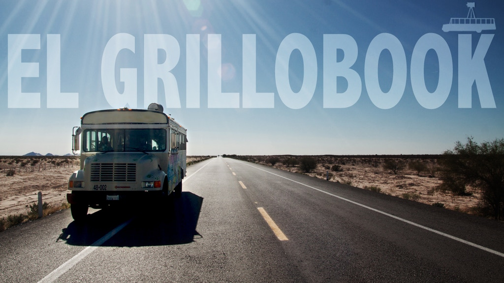 El Grillobook, the journey of a photo studio bus in Mexico project video thumbnail