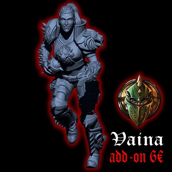 Vaina, The Killer Star Player