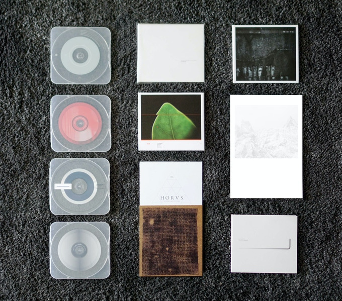 901 Editions (physical) back catalogue