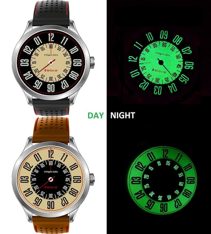 Day & Night (Luminous)