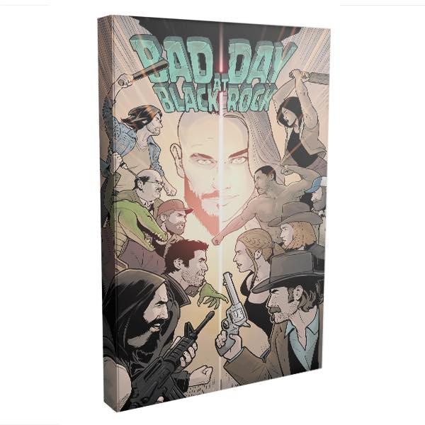 Kickstarter Exclusive Cover!