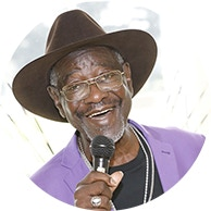 Frank Bey -- Music Website