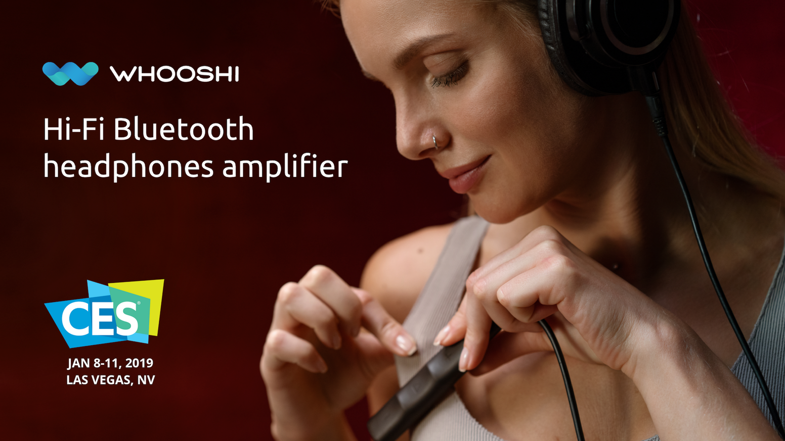 Enjoy High-Res audio wirelessly with Qualcomm aptX™ HD technology and 32bit DAC&Amplifier. Tailor sound to your unique hearing level.