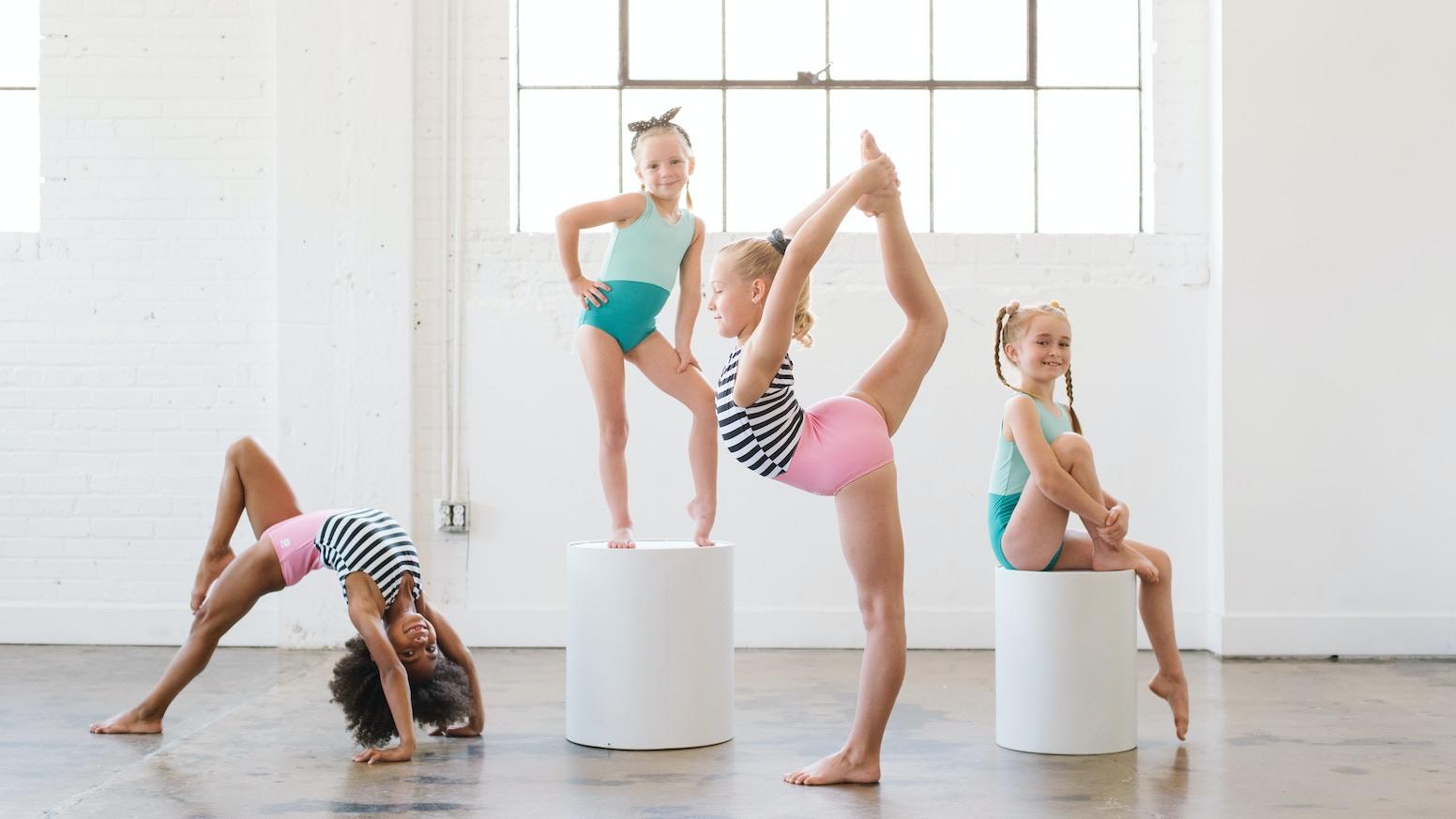 1d46d9b4dc4 Posey  Modern Gymnastics Dance Leotards by Brianna Webb — Kickstarter