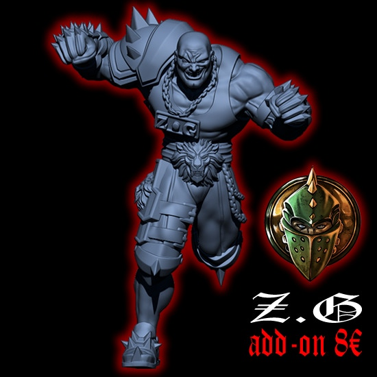 Z.G, The Bulldozer Star Player