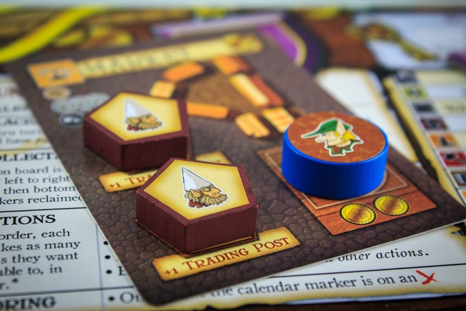 """All I know is that Belfort is a fantastic game.  It is a perfect balance between a worker placement game and area control game."" - Antonio, FMW Reviews"