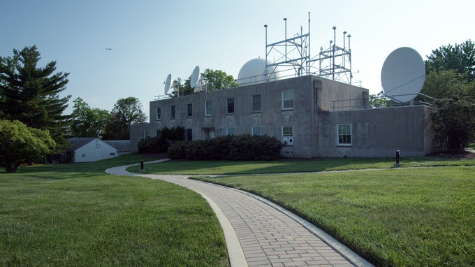 The accuracy of GPS on your smartphone relies on the time generated by the atomic clocks housed at the USNO's Time Services Building in Washington, D.C.