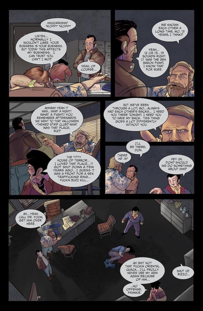 Motor City Mo: Episode 2 by Three Y's Men Media — Kickstarter