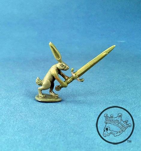 Rabbit with Great Sword