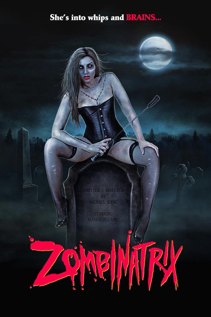 ZOMBINATRIX Poster by Sadist Art Designs