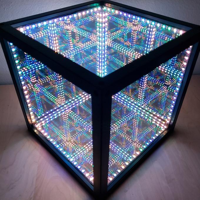 the hypercube by dylan lovinger and timothy o connor kickstarter