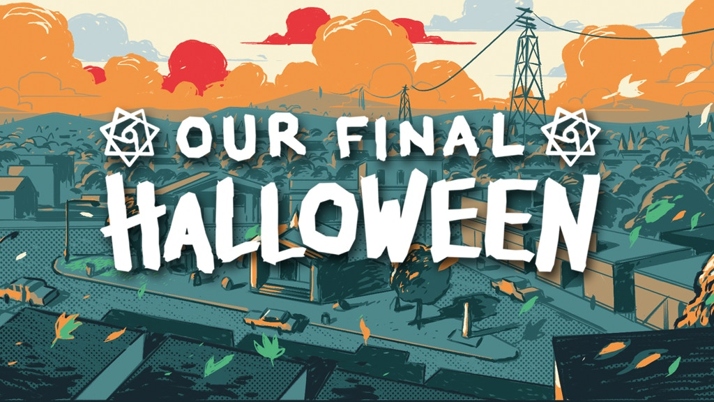 Our Final Halloween - A one-shot digital horror comic. project video thumbnail