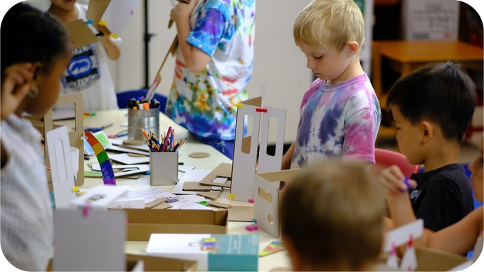 children learn engineering, geometry and problem solving skills