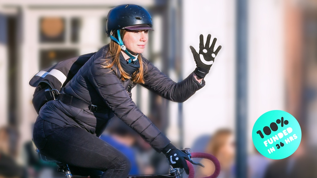 'Glove' by Loffi - for happier, safer cycling. miniatura de video del proyecto