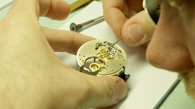 Keeper of Time, Keeper of Time documentary, watchmaking documentary