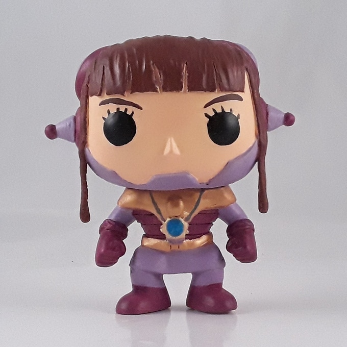 Moon Girl Custom Funko Pop! Figure