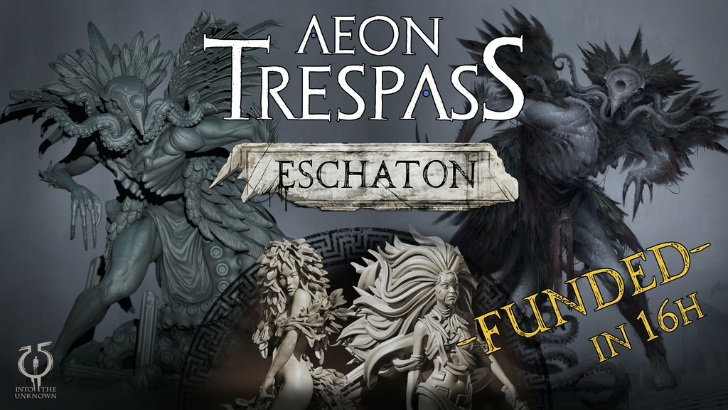 Aeon Trespass: Eschaton project video thumbnail