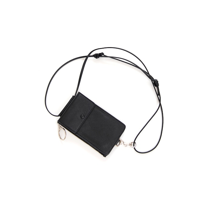 No. 4 'Handsfree Phone Sling' Strap Clipped as Belt Bag