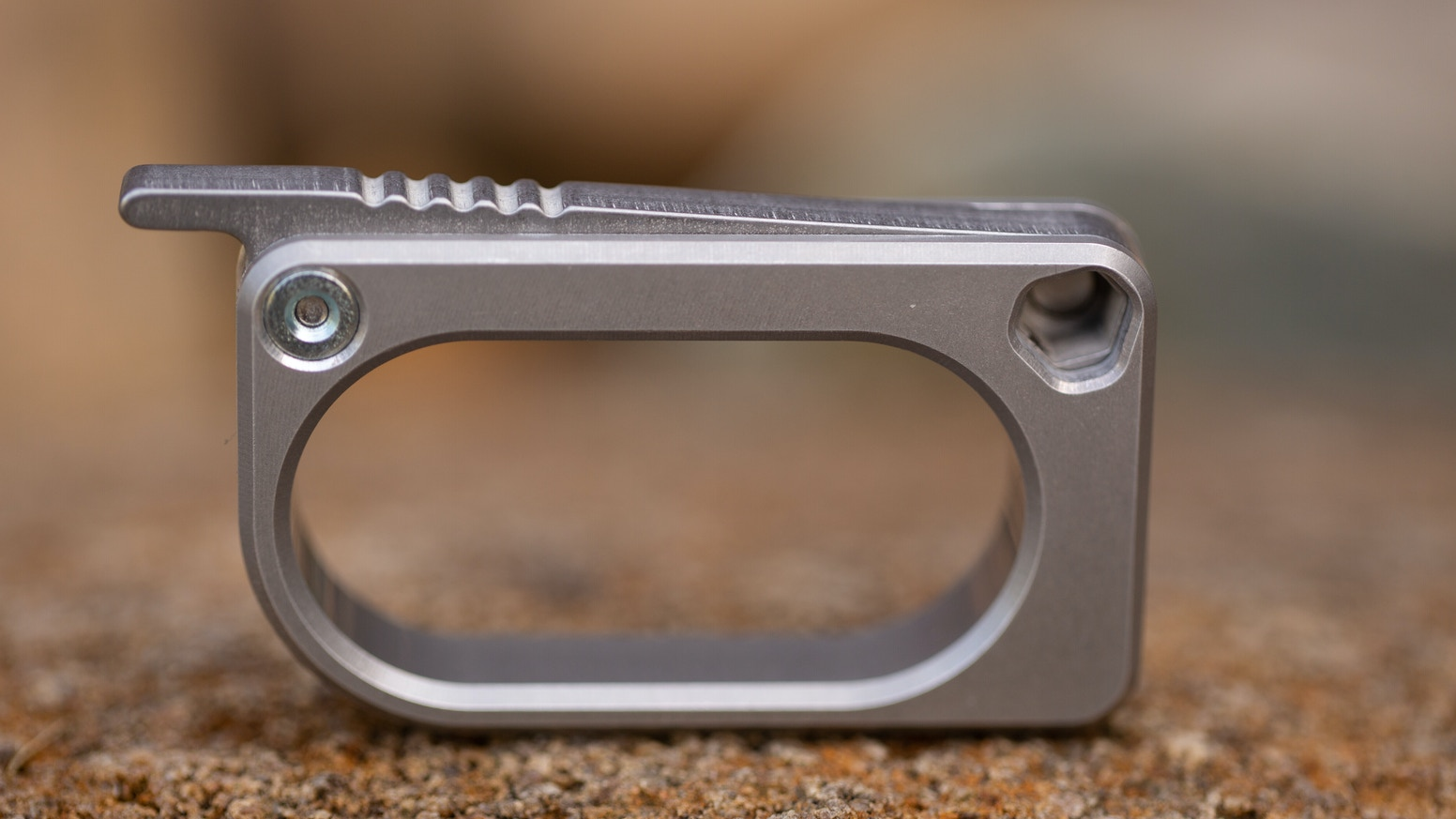 The Lightweight, Extremely Strong Minimal EDC Folding Hook Multi-Tool.