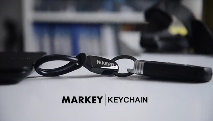 Markey: The World's Coolest Keychain